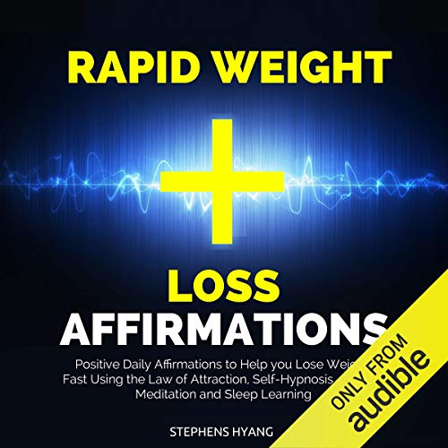 Rapid Weight Loss Affirmations  By  cover art