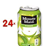 Minute Maid Pomme 24 x 330 ml Dose (Apfelsaft)