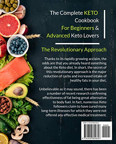 Keto Easy Lazy: The Complete Keto Cookbook with Easy-to-Follow and Quick-to-Make Recipes (keto diet cookbook) 2