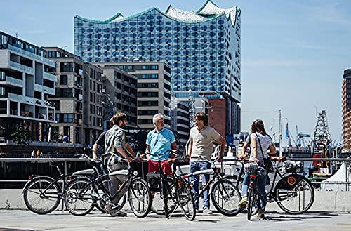 JOCHEN SCHWEIZER Geschenkgutschein: Fahrradtour Hamburg (3,5 Stunden)