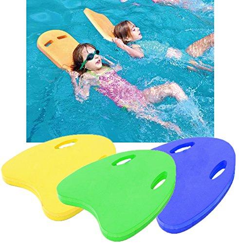 GEEZY Kids Adults Kickboard Foam EVA Float Kick Board Learning Pool Swim Safety Aid