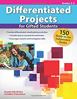 independent projects for gifted students
