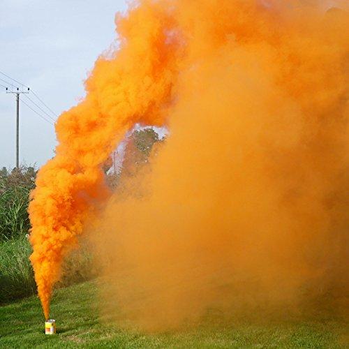 Raucherzeuger Mr. Smoke Typ 4 in Orange