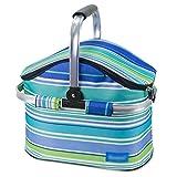 WUYUESUN La bolsa de picnic Oxford tela impermeable y resistente al desgaste de picnic al aire libre caja de la cesta de aislamiento bolsa de hielo bolsa de aislamiento Aislamiento del coche del bolso