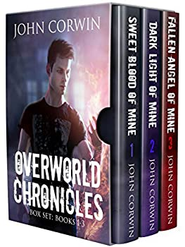 Overworld Chronicles Box Set  Books 1-3  Overworld Chronicles Box Sets Book 1
