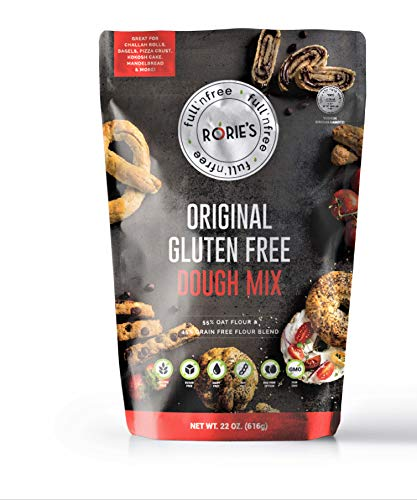 Rories Gluten Free Oat Dough Mix (22 oz) Living Full 'N free