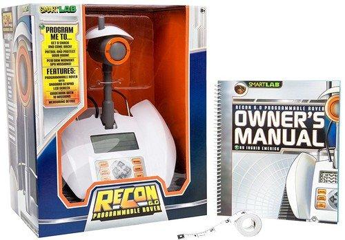 SmartLab 09473 Toys ReCon 6.0 Programmable Rover