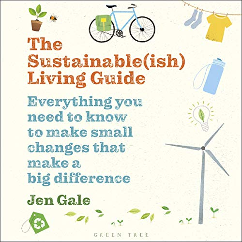 The Sustainable(ish) Living Guide cover art