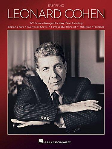Leonard Cohen Easy Piano