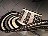 Beautiful Colombian Hat Sombrero Sinuano 19 Vueltas Made By Colombian Artisans