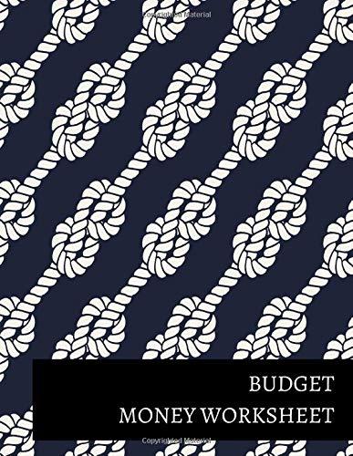 Budget Money Worksheet