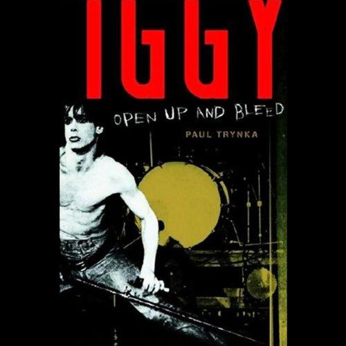 Iggy Pop audiobook cover art