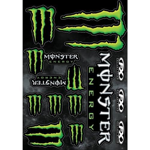 Monster Energy Sticker Amazon Com