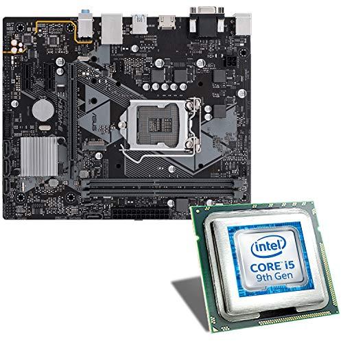 Intel Core i5-9400F / ASUS Prime H310M-E Mainboard Bundle   CSL PC Aufrüstkit   Intel Core i5-9400F 6X 2900 MHz, GigLAN, 7.1 Sound, USB 3.1   Aufrüstset   PC Tuning Kit