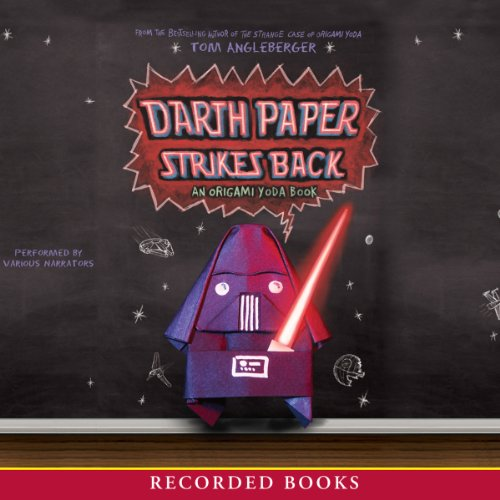 Page de couverture de Darth Paper Strikes Back