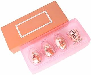 Make-upsponsblender Latexvrije foundationspons voor poeder & vloeistof & crèmes, droog en nat gebruik Make-upsponzen, zal...