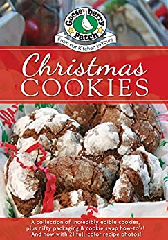Christmas Cookies (Seasonal Cookbook Collection) by [Gooseberry Patch]