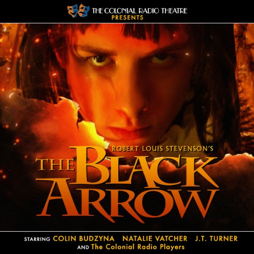 The Black Arrow cover art
