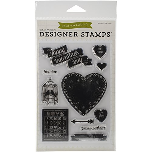 Echo Park Paper Company Hello Sweetheart Designer de découpe