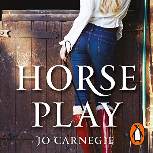 Horse Play audiobook cover art