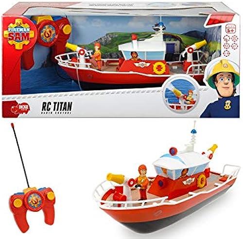Fireman Sam Boat Titan (Remote Control Boat)