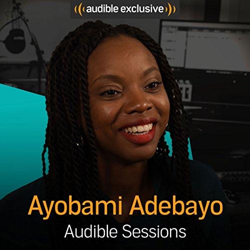Ayobami Adebayo audiobook cover art