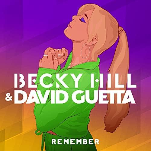 Becky Hill & David Guetta
