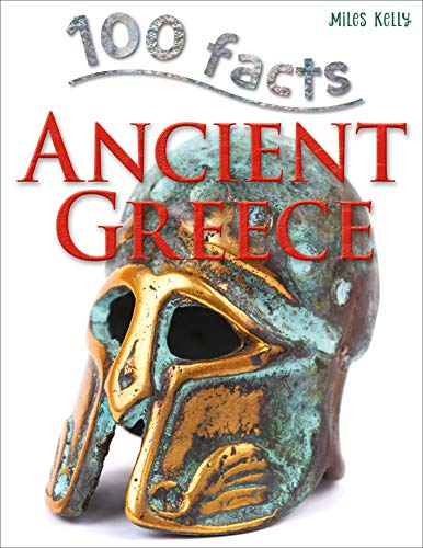 100 Facts Ancient Greece- Greek Myths, Spartans, Educational Projects, Fun Activities, Quizzes and More!