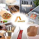 Zoom IMG-1 amazy pietra refrattaria per pizza