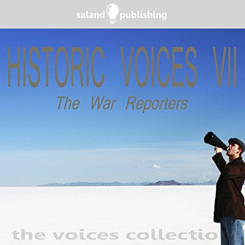 Historic Voices VII audiobook cover art
