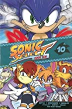 Sonic Select Book 10 (Sonic Select Series)