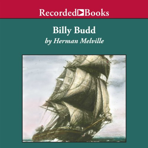 Billy Budd, Foretopman audiobook cover art