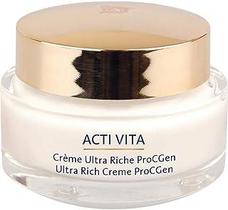 Monteil Acti Vita vårdset (Ultra Rich Cream ProCGen, 50 ml ProCGen Serum, 2 ml)