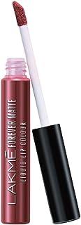 Lakmé Forever Matte Liquid Lip Colour, Nude Dream, 5.6 ml