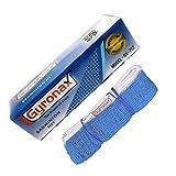 Gyronax GX-712 Nylon Special Four Side Tape Badminton Net (Blue)