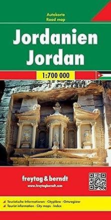 Jordan by Freytag-Berndt und Artaria(2009-11-01)