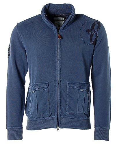 ARQUEONAUTAS Sweatjacke Sweat Jacke Blau M