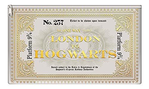 Harry Potter - Hogwarts - Express Ticket - Federmäppchen - Grösse ca. ca. 23x11x1 cm