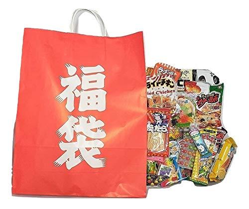 【10個セット】福袋入り駄菓子詰め合わせ/BIGサイズ/お菓子/詰め合わせ/お正月/10袋セット