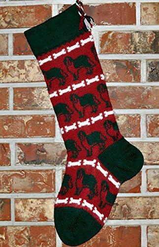 Large St. High quality Bernard Indefinitely Christmas Stocking