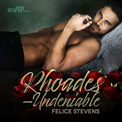 Rhoades - Undeniable audiobook cover art