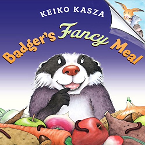 Badger's Fancy Meal cover art