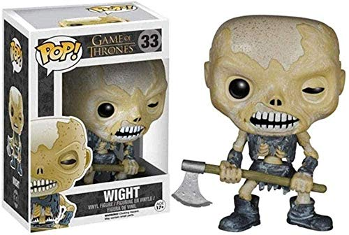 Pop: Game of Thrones - Vinilo Coleccionable de Wight Chibi