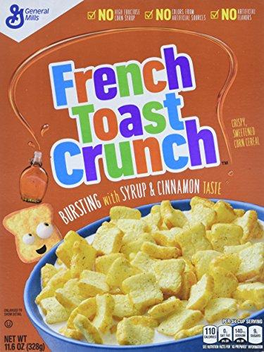 General Mills French Toast Crunch 11.2oz(328g) 1er box