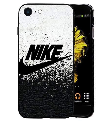 Just Do It Logo de Nike Protection h¡§1lles, logo Cover for Apple iPhone 6/6s (4.7 inches), Phone M¡§?vil Cover for Nike