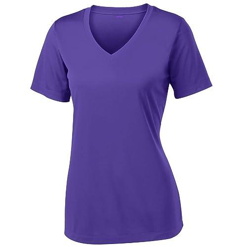c976c33bc9092 Opna Women s Short Sleeve Moisture Wicking Athletic Shirts Sizes XS-4XL