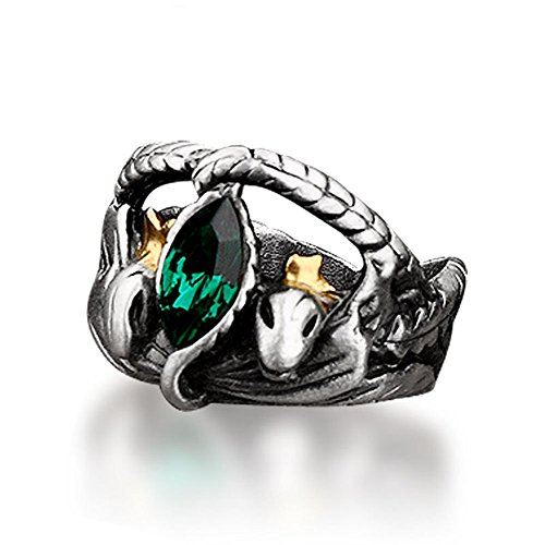 Kalendone Lord of the Rings Aragorn's Ring of Barahir Lord of the Rings Jewelry 10 Christmas Gift