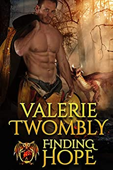 Finding Hope: A Dragon Shifter Fire & Rescue (Sparks Of Desire) by [Valerie Twombly]