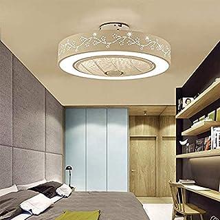 Ventilador de techo con luz LED y Control Remoto 3 del color de iluminación con Silent Motor, 22