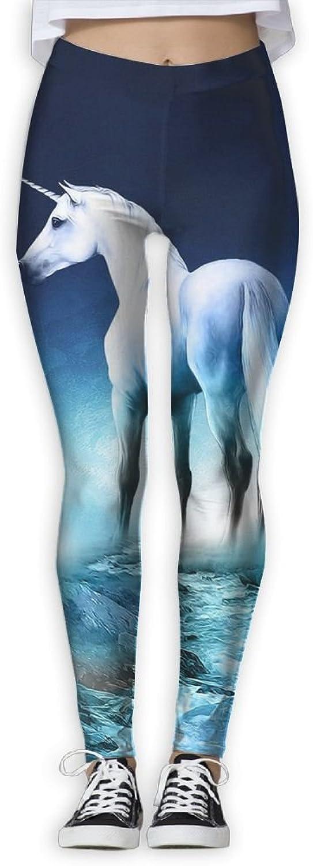 Mystery Unicorn Women Power Flex Running Yoga Pants Workout Tights Leggings Trouser